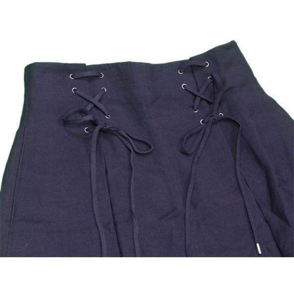9f81af7b3 ... Ralph Lauren Ralph Lauren skirt flare mini-Lady s ♯ 0 size 150 68A race  up ...