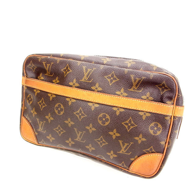 bfe26c48d7a9 【中古】 【送料無料】 ルイヴィトン Louis Vuitton セカンドバッグ メンズ可 コンピエーニュ