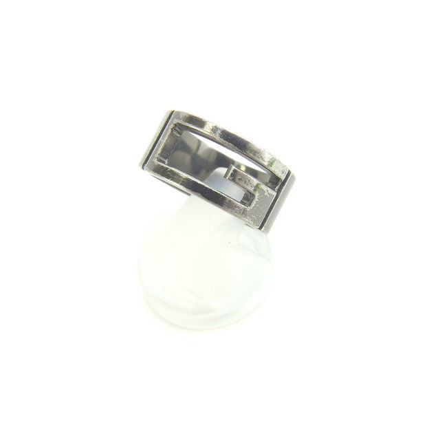 87bbbcb0 Gucci GUCCI ring ring men's possible black silver 925 (correspondence)  immediate delivery F1006.