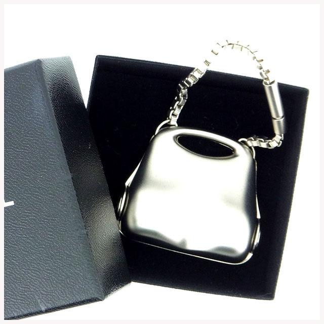 【中古】 【送料無料】 シャネル キーホルダー /ヒップバッグ レディース シルバー Chanel Y177 .