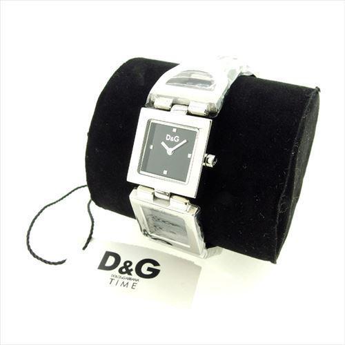 【中古】 【送料無料】 ドルチェ&ガッバーナ DOLCE&GABBANA 腕時計 メンズ可 シルバー (あす楽対応) 未使用品 Y2297