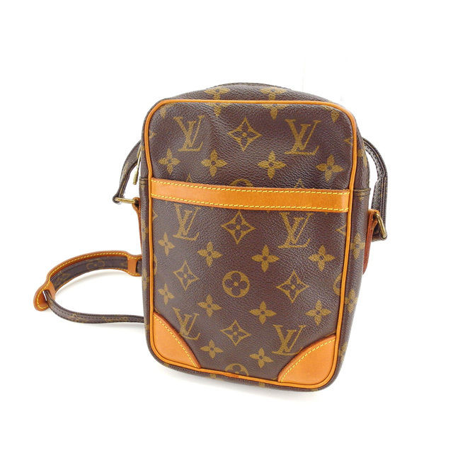 0a2fce88ee15 【中古】 【送料無料】 ルイヴィトン Louis Vuitton ショルダーバッグ 斜めがけショルダー