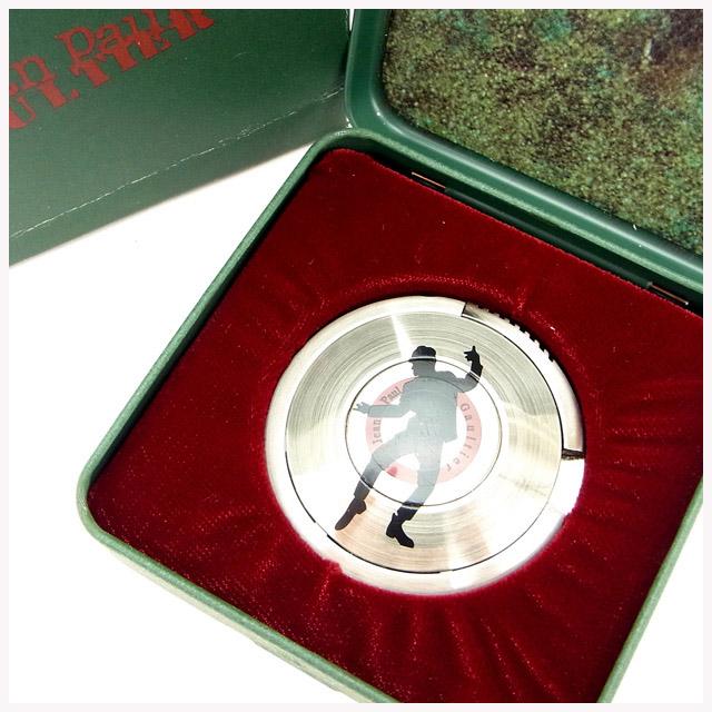 【中古】 【送料無料】 ジャンポール・ゴルチェ ライター レディース SBシルエット(男) UFOライター シルバー Jean Paul Gaultier Y538 .