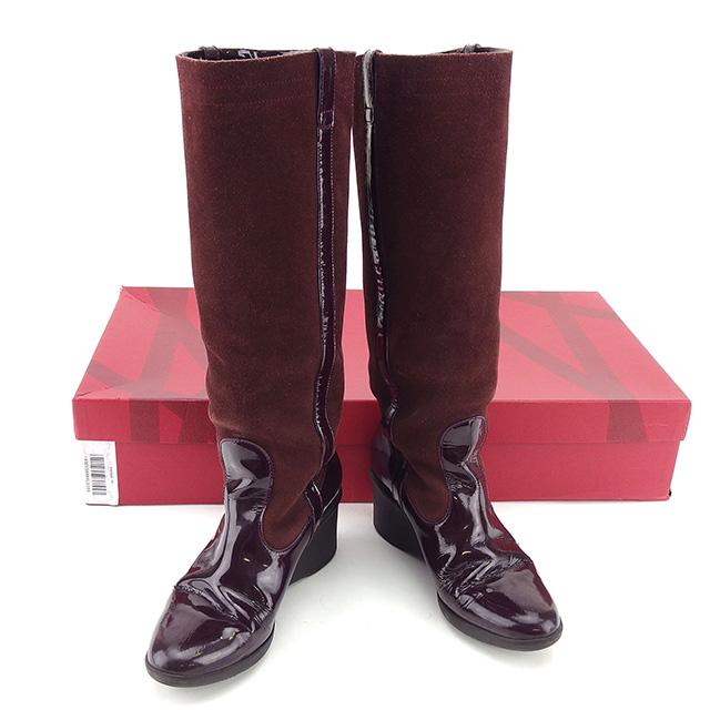 SCDS Clematis Swirl PU Leather Lady Handbag Tote Bag Zipper Shoulder Bag