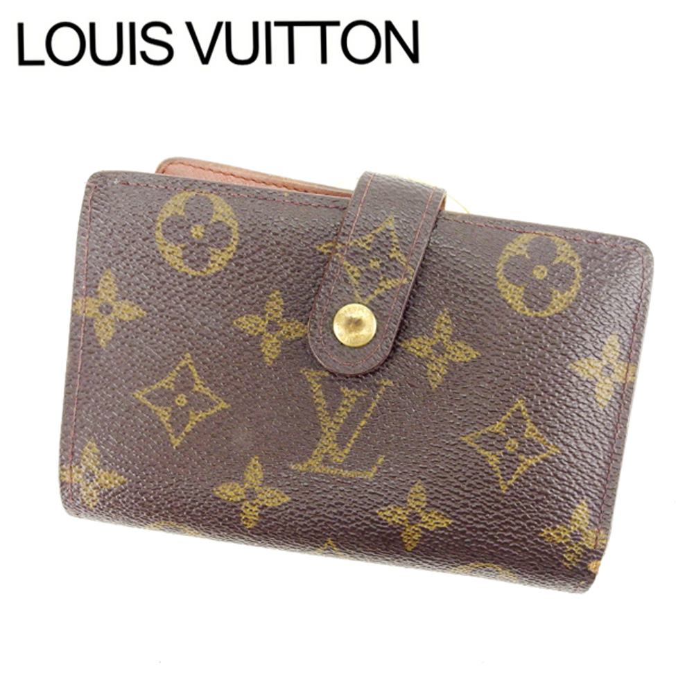 classic fit 513f9 5f1b5 財布【送料無料】 ルイヴィトン Louis Vuitton グッチ がま口 ...