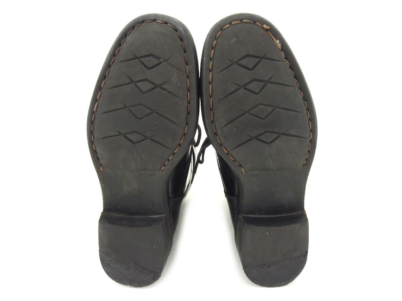 GINGER掲載商品】 【中古】グッチ GUCCI ブーツ シューズ 靴
