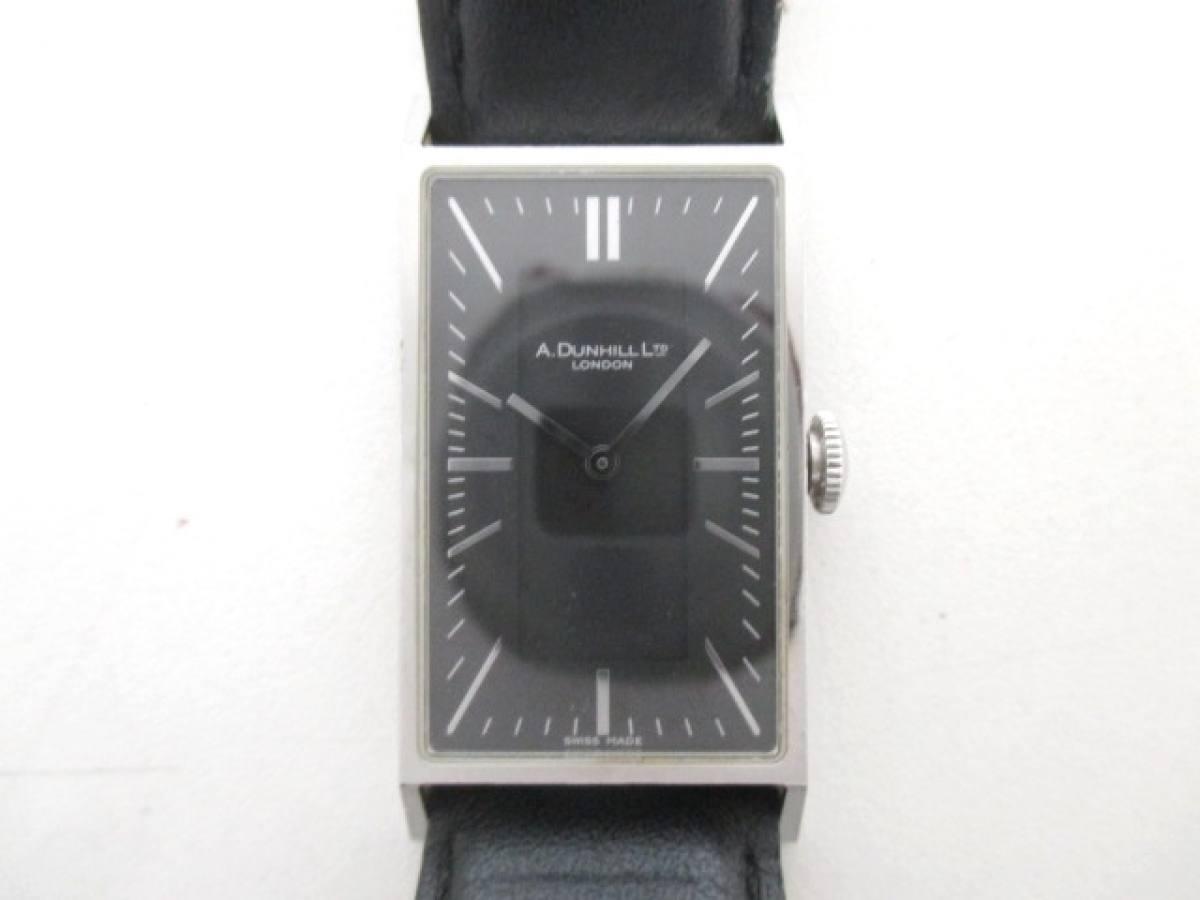 dunhill/ALFREDDUNHILL(ダンヒル) 腕時計 8036 メンズ 黒【中古】