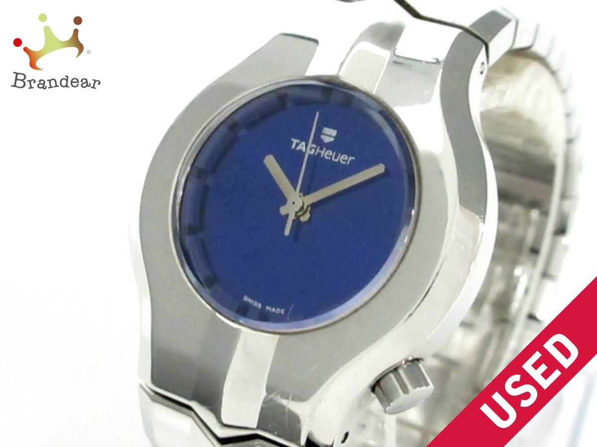 TAG Heuer(タグホイヤー) 腕時計 アルターエゴ WP1313 TAG レディース ブルー【中古 アルターエゴ 腕時計】, e-mode-A(イーモードエー):2a6ef0e8 --- kutter.pl