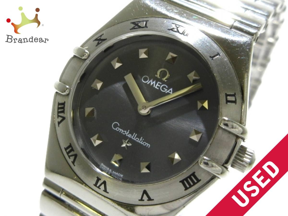 OMEGA(オメガ) 腕時計 レディース コンステレーション 腕時計 マイチョイス - - レディース ダークグレー【中古】, 由比町:e79bc25d --- kutter.pl