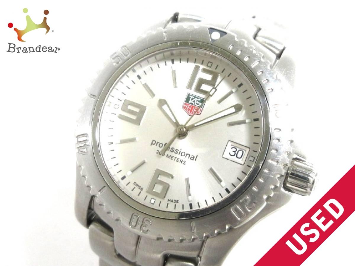 TAG Heuer(タグホイヤー) 腕時計 プロフェッショナル200 WT1212 メンズ シルバー【中古】