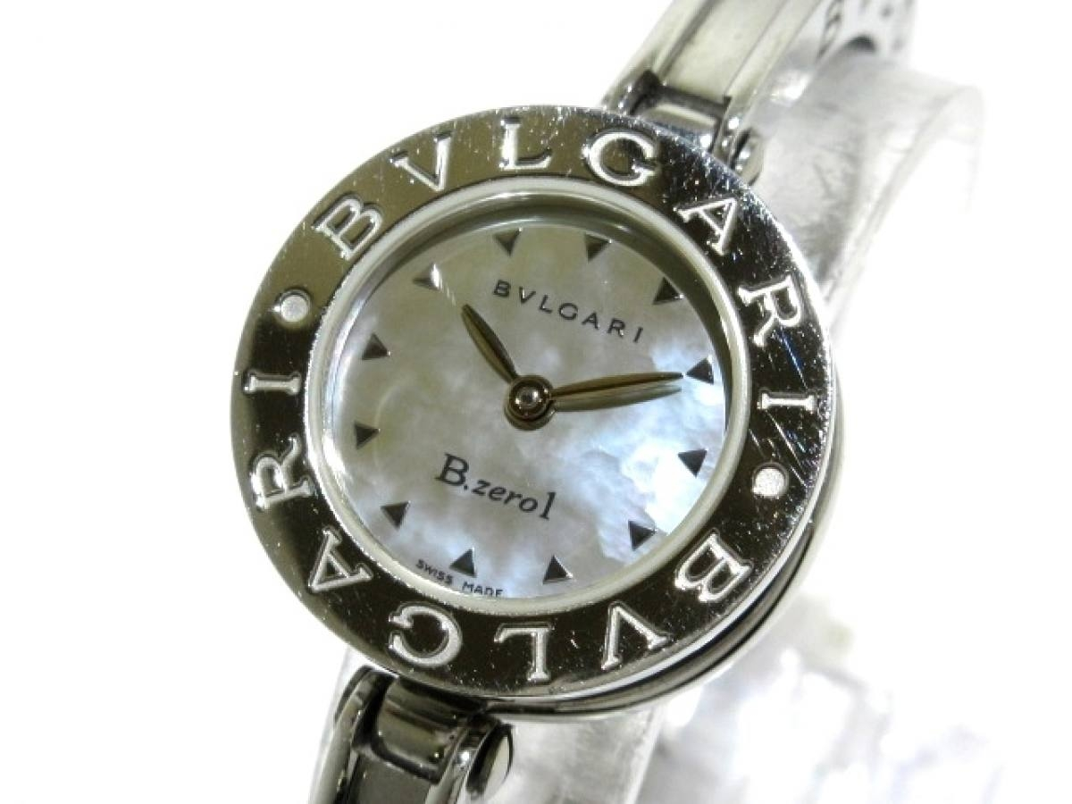 BVLGARI(ブルガリ) 腕時計 B-zero1 BZ22S レディース グレー【中古】