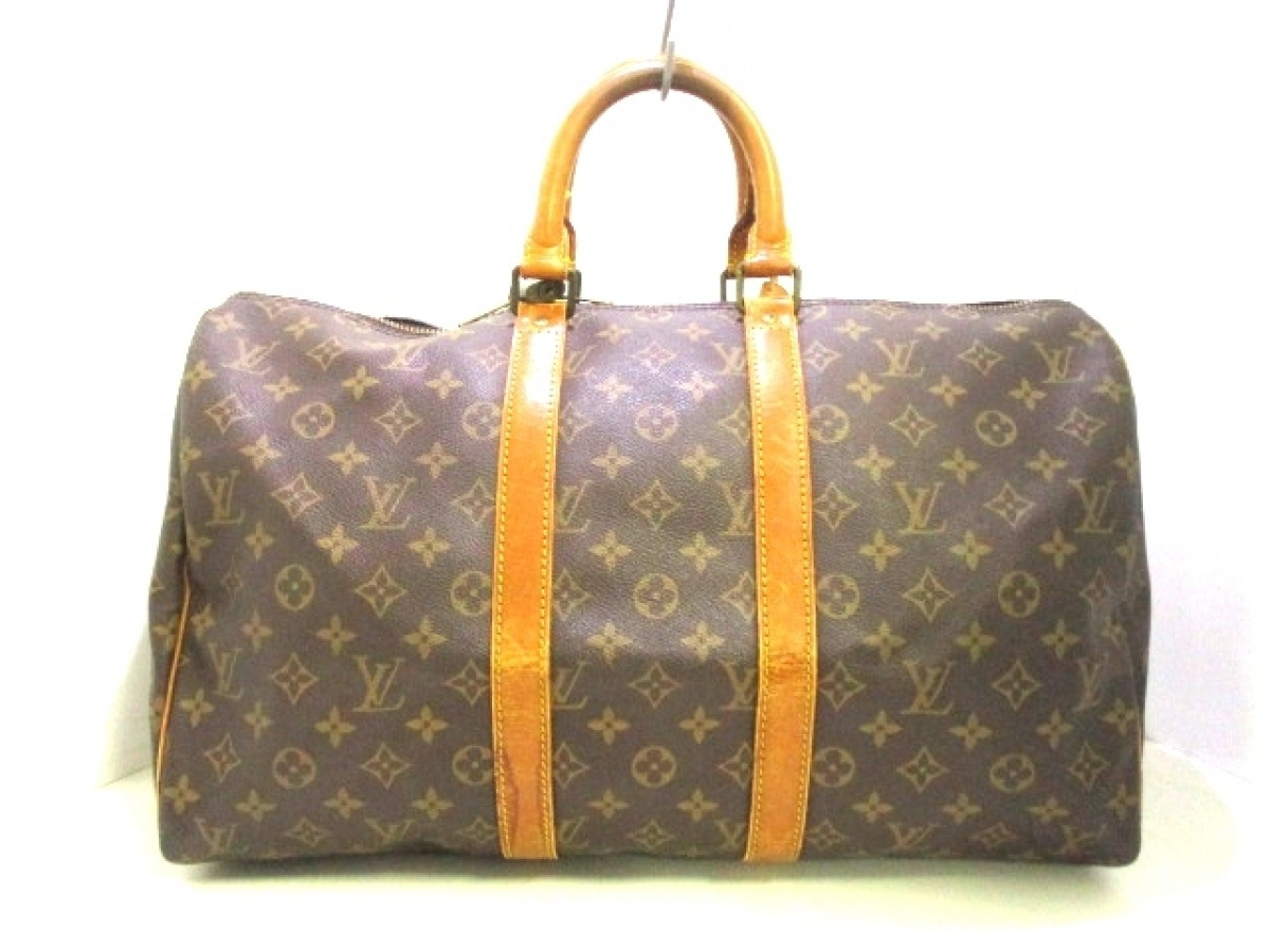 66d461528dbf ルイヴィトン LOUIS VUITTON LOUIS VUITTON(ルイヴィトン) ボストンバッグ モノグラム キーポル45 M41428