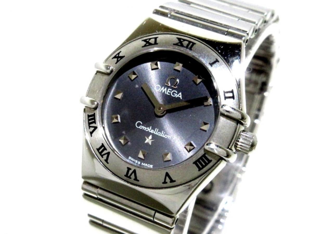 OMEGA(オメガ) 腕時計 コンステレーションマイチョイス 1561.51 レディース グレー【中古】