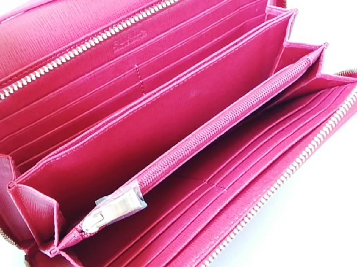57da5c11f675 FURLA(フルラ) 財布 リーヴァ リーヴァ リーヴァ クロスボディポーチ ピンク シシショルダーウォレット(ストラップ取外し可)/セパレート  レザー【中古】 432