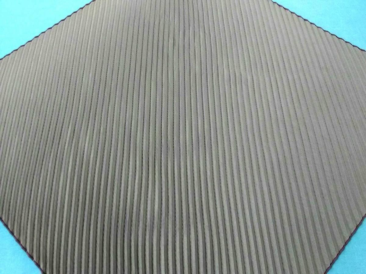 HERMES(エルメス) スカーフ カレプリセ ブラウン×ボルドー【中古】