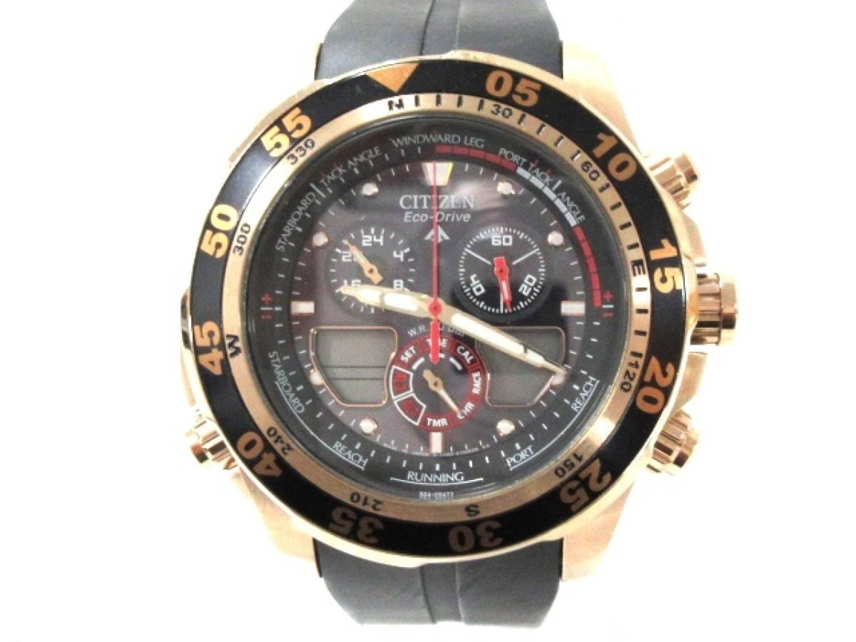 CITIZEN(シチズン) 腕時計美品■ プロマスター C660-S067634 メンズ 黒【中古】