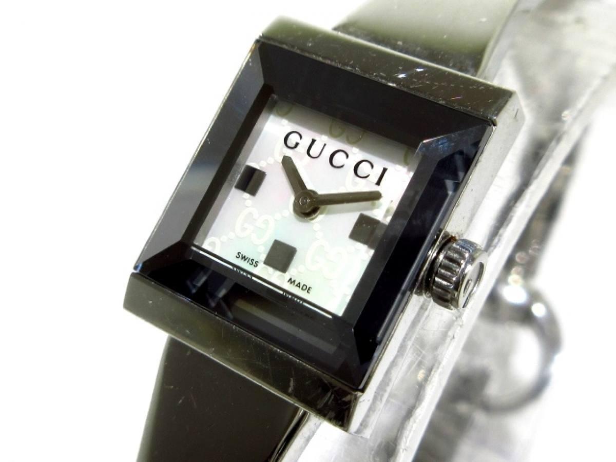 GUCCI(グッチ) 腕時計 128.5 レディース アイボリー【中古】