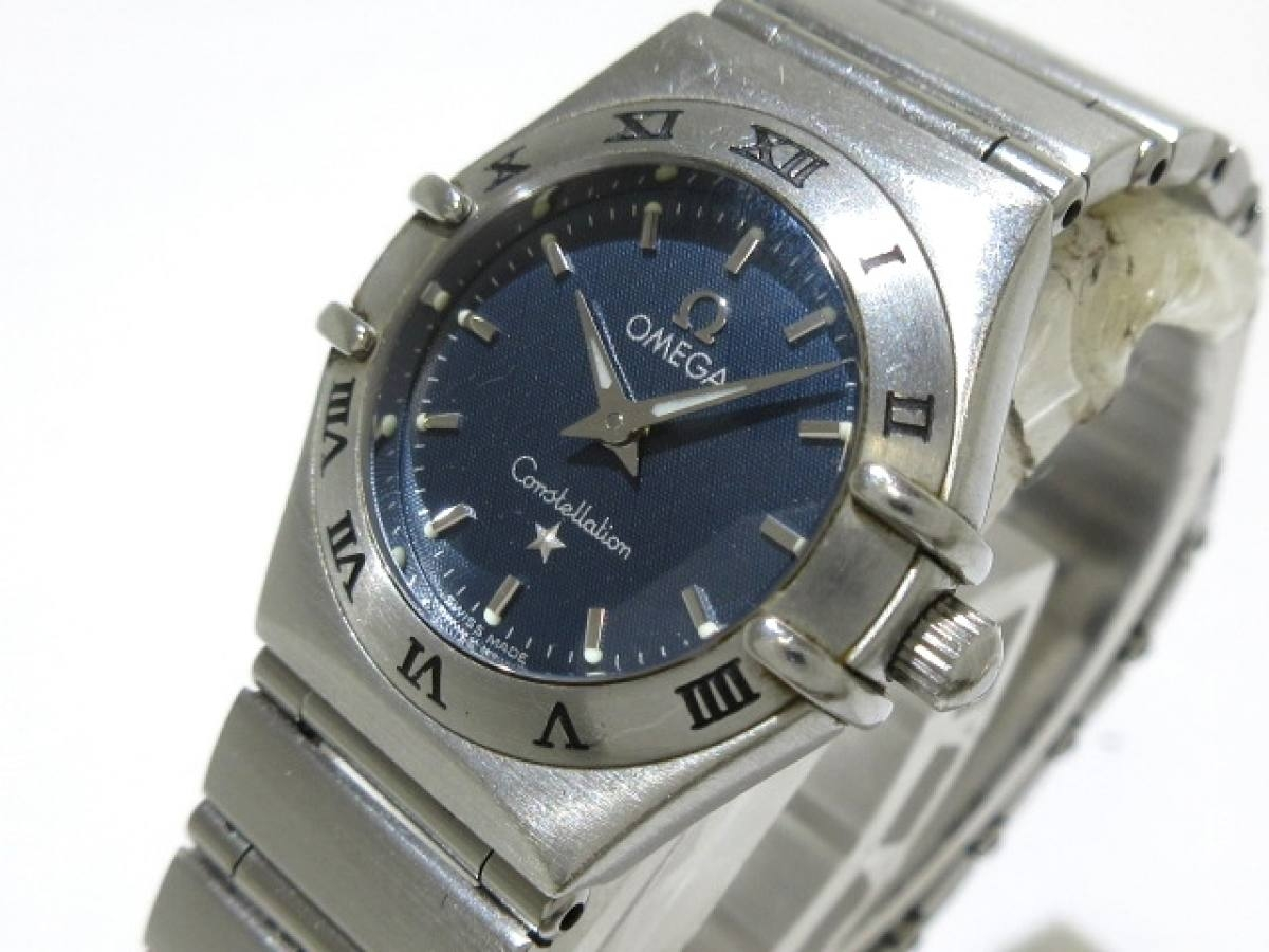 OMEGA(オメガ) 腕時計 コンステレーション 1562.4 レディース ネイビー【中古】