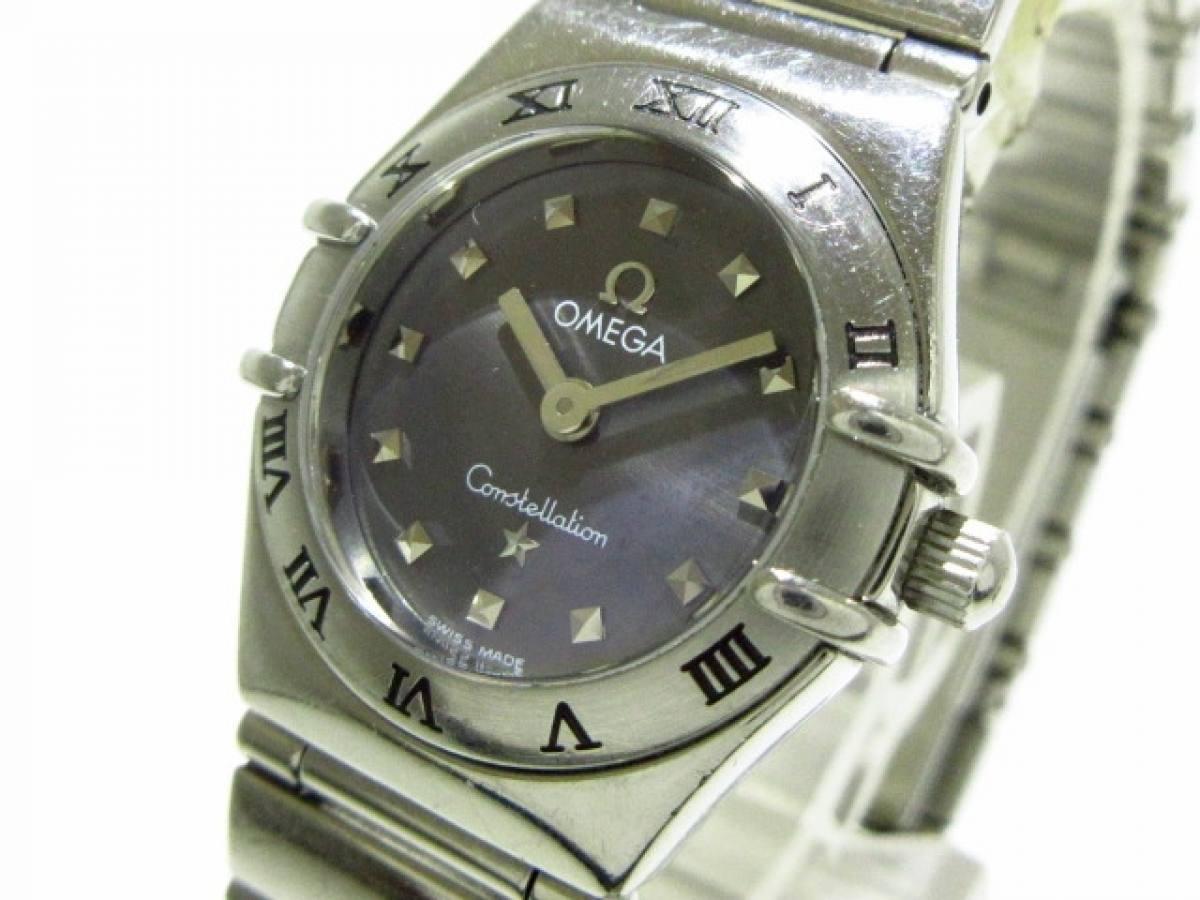 OMEGA(オメガ) 腕時計 コンステレーションマイチョイス 1561.51 レディース ダークグレー【中古】