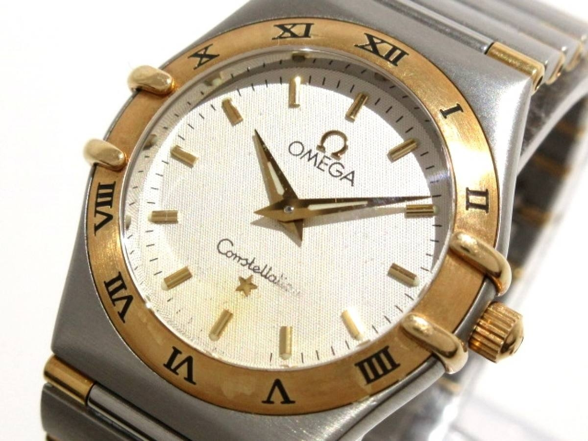 OMEGA(オメガ) 腕時計 コンステレーション 1372.3 レディース 白【中古】