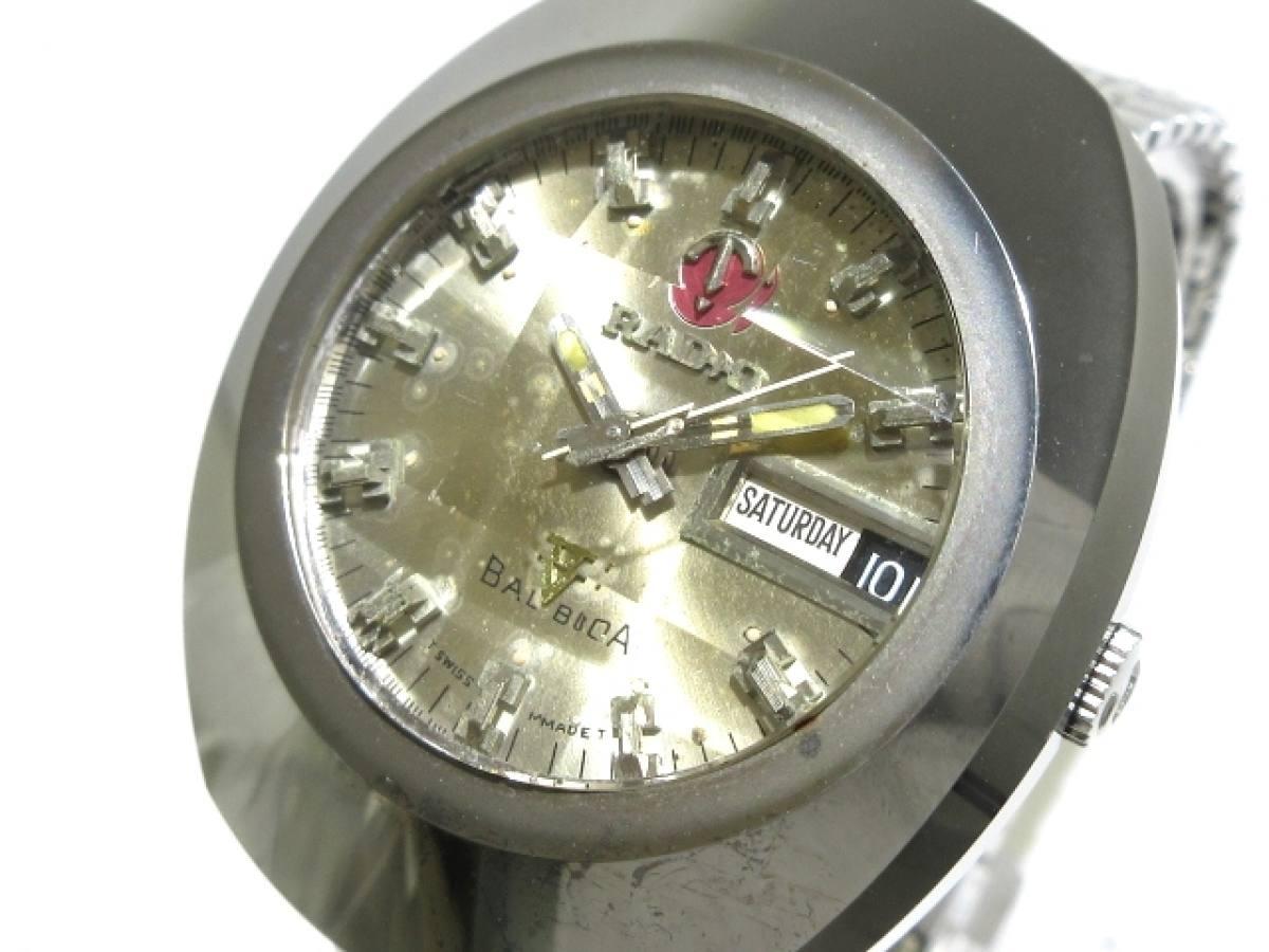RADO(ラドー) 腕時計 DIASTAR - メンズ ゴールド【中古】
