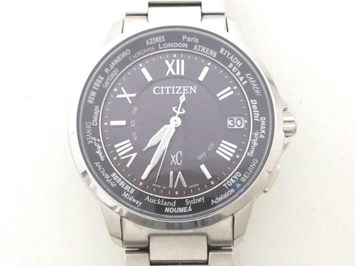 CITIZEN(シチズン) 腕時計 XC H149-T018335 メンズ 黒【中古】