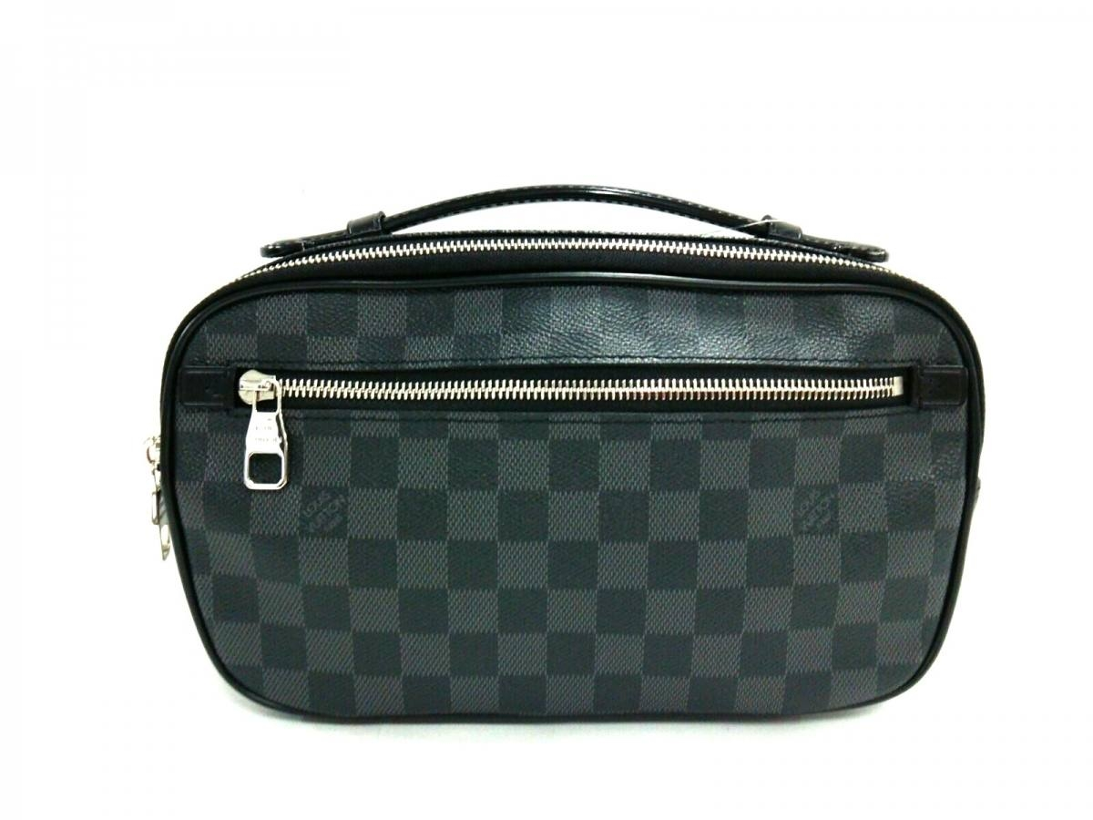 LOUIS VUITTON(ルイヴィトン) バッグ ダミエグラフィット アンブレール N41289 ダミエグラフィット ダミエ・グラフィット キャンバス【中古】