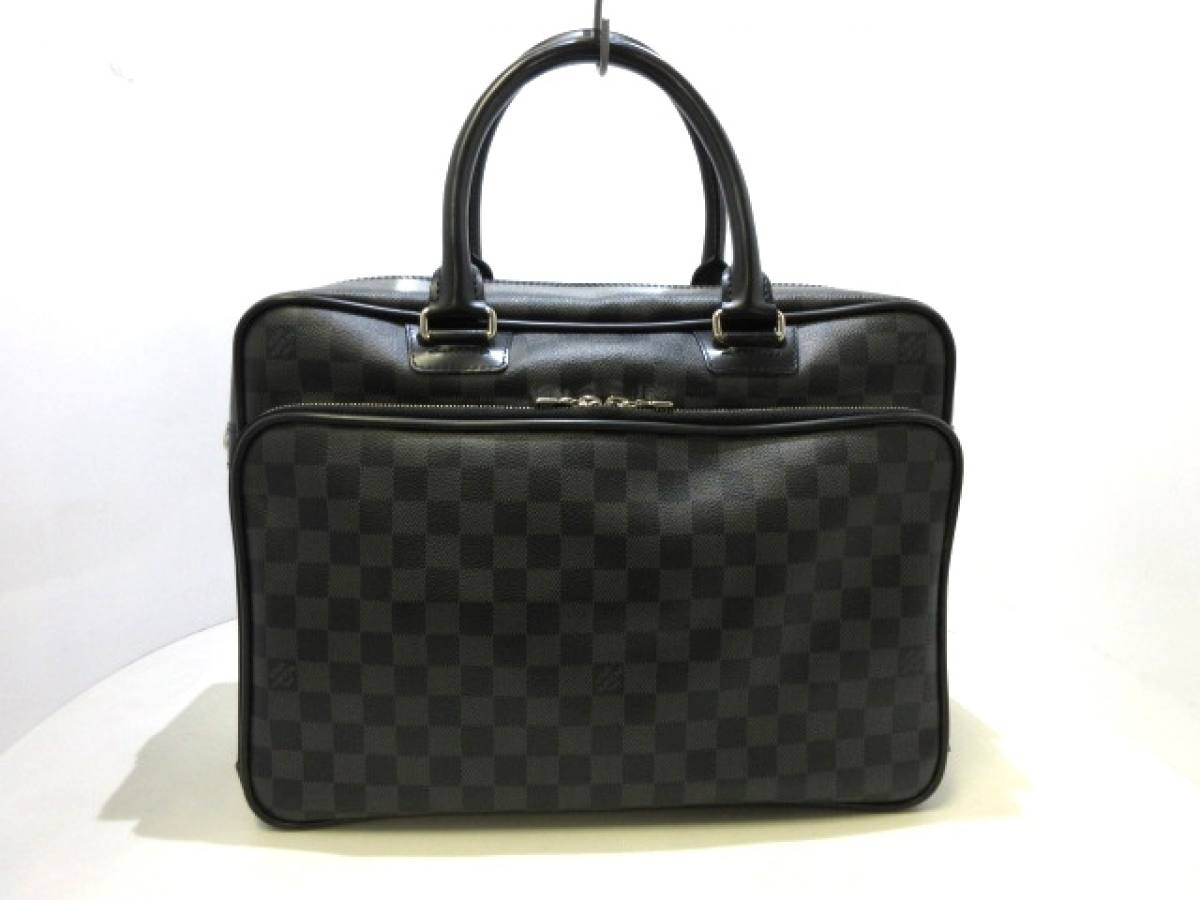 LOUIS VUITTON(ルイヴィトン) ハンドバッグ ダミエグラフィット イカール N23253 ダミエ・グラフィット キャンバス【中古】
