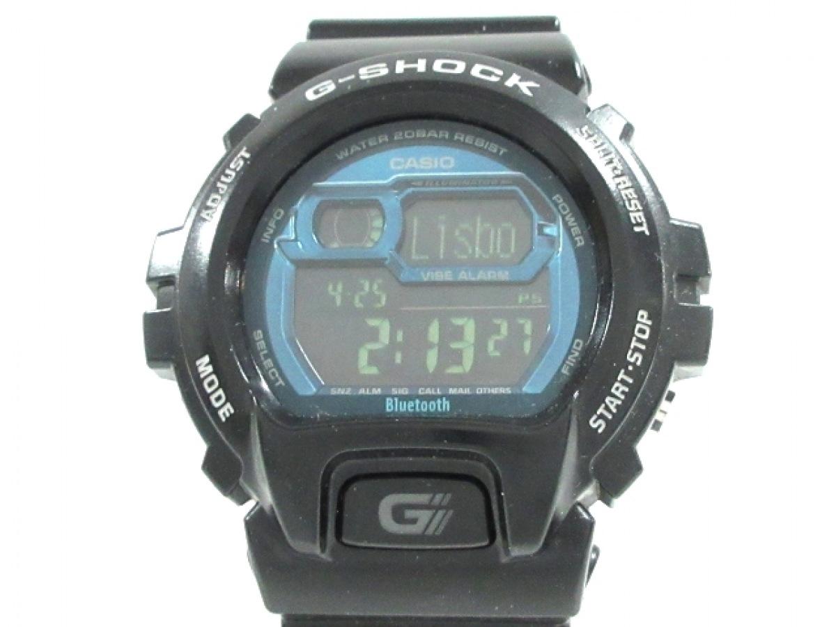 CASIO(カシオ) 腕時計 G-SHOCK GB-6900B メンズ ブルー【中古】