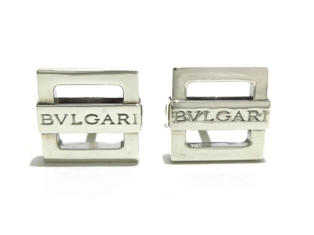 BVLGARI(ブルガリ) カフス シルバー【中古】