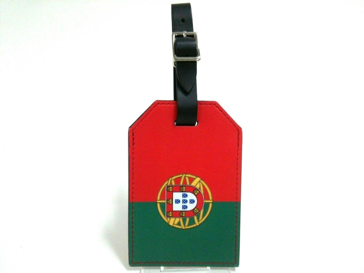 LOUIS VUITTON(ルイヴィトン) 小物 2018FIFAワールドカップコレクション美品■ ポルト・アドレス M63355 ポルトガル エピ・レザー【中古】