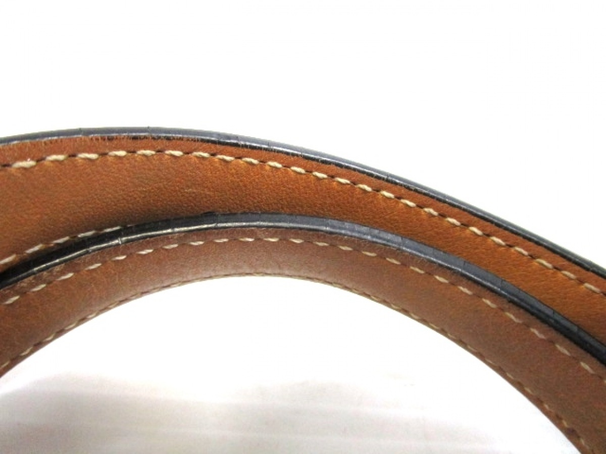 COACH コーチハンドバッグ レザーフラップサッチェルハンドバッグ 9267 白×黒 レザーPZTOkuXi