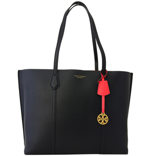 TORY BURCH PERRY TRIPLE COMPARTMENT TOTE 【送料無料】 トリーバーチ トートバッグ ペリー 53245 001 Black 【あす楽対応_関東】