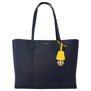 TORY BURCH PERRY TRIPLE COMPARTMENT TOTE 【送料無料】 トリーバーチ トートバッグ ペリー 53245 403 Royal Navy【あす楽対応_関東】