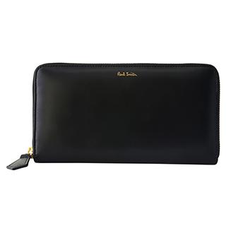 ラウンドファスナー長財布 ラウンドジップ ATXC 4778 W761 79 BLACK ブラック 黒 【あす楽対応_関東】