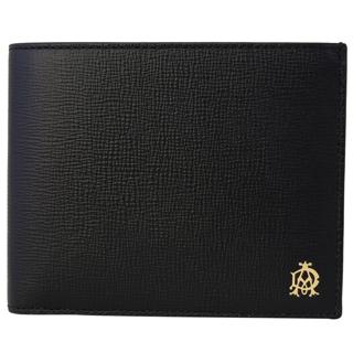 ダンヒル財布 ニつ折り財布 両面カード L2S830A BELGRAVE ベルグレイブ BLACK 【あす楽対応_関東】