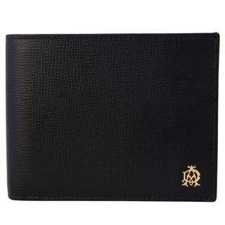 ダンヒル財布 ニつ折り財布 小銭入れありL2S832A BELGRAVE ベルグレイブ BLACK 【あす楽対応_関東】