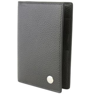 ダンヒル カードケース 二つ折り名刺入れ L2W347A BOSTON BUSINESS CARD CASE ボストン ビジネスカードケース BLACK ブラック 黒 BK 【あす楽対応_関東】