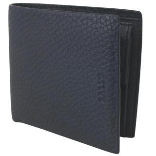 バリー 財布 6202699 MILANO MYIE 447 二つ折り財布 小銭入れあり NEW BLUE ブルー系 【あす楽対応_関東】