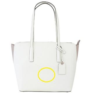 ワケあり特価品ケイトスペード バッグ PXRUA229 141 OPTIC WHITE MULTI2WAYハンドバッグ 【あす楽対応_関東】
