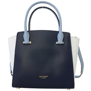 ワケあり特価品ケイトスペード バッグ PXRUA267 417 BLAZER BLUE MULTI 2WAYハンドバッグ 【あす楽対応_関東】