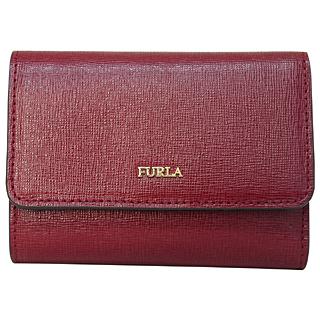 フルラ 財布 三つ折財布922576 P PR76 B30 CILIEGIA dレディース折り財布【あす楽対応_関東】