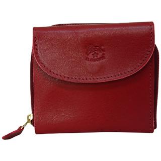IL BISONTEイルビゾンテ 財布 三つ折り財布C0554 245 Rosso【あす楽対応_関東】
