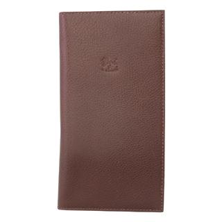 イルビゾンテ 財布 二つ折り長財布 薄マチ C0616 869 Marrone マローネ ブラウン【あす楽対応_関東】