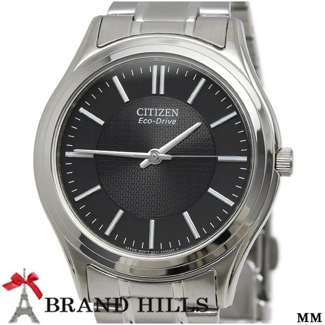 シチズン コレクション メンズ エコドライブ 腕時計 FRB59-2453 CITIZEN 未使用品【中古】