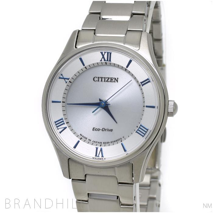 シチズン コレクション 腕時計 レディース エコドライブ EM0400-51B CITIZEN 未使用品 【中古】