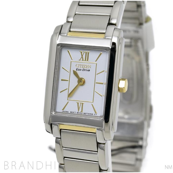 シチズン コレクション 腕時計 レディース エコドライブ FRA36-2432 CITIZEN 未使用品 【中古】
