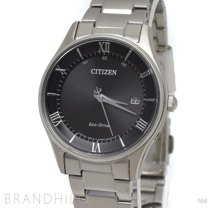 シチズン コレクション 腕時計 レディース エコドライブ電波 ES0000-79E CITIZEN 未使用品 【中古】