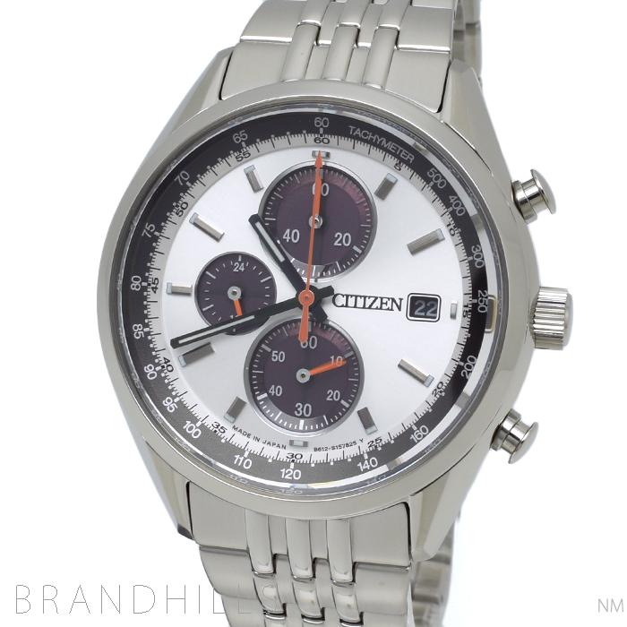 シチズン コレクション 腕時計 メンズ エコドライブ SS CA0450-57A CITIZEN 未使用品 【中古】