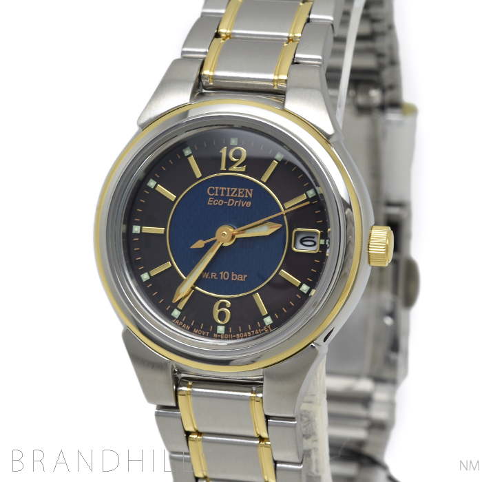 シチズン 腕時計 レディース コレクション エコドライブ SS FRA36-2203 CITIZEN 未使用品 【中古】